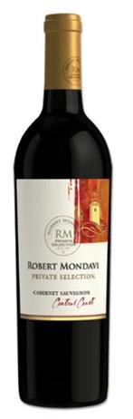 Robert Mondavi Winery Cabernet Sauvignon Private Selection